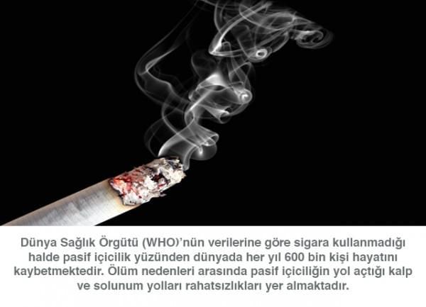 Günaydın. Sigarasız, sağlıklı bir gün ve hayat diliyoruz...